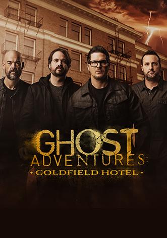 Ghost Adventures: Goldfield Hotel